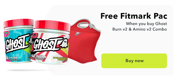 Free Fitmark Pac with Ghost Combo