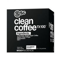 Body Science Clean Coffee TX100