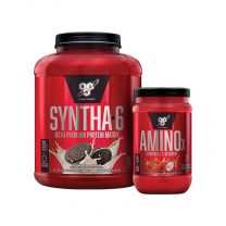BSN Syntha 6 and AminoX Combo Pack