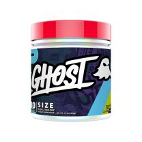 Ghost Size Version 2 Lime
