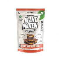 Muscle Nation Natural Plant Protein