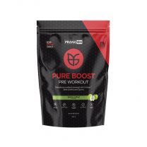 PranaON Pure Boost Pre-Workout Green apple