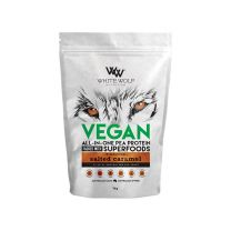 White Wolf Nutrition Vegan All In One Pea Protein